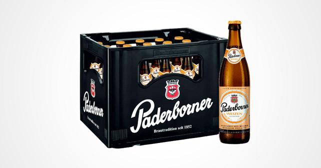 Paderborner Brauerei: Weizenbier neu im Sortiment