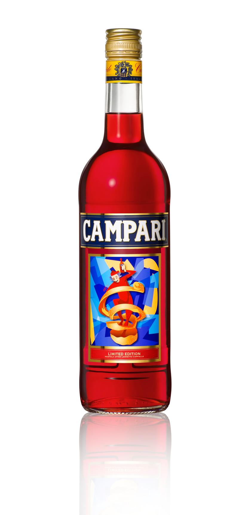 Campari & Soda Cocktail Recipe — Dishmaps