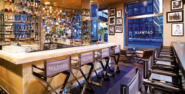 pr t porter catwalk bar berlin marriott hotel michael michalsky about. Black Bedroom Furniture Sets. Home Design Ideas