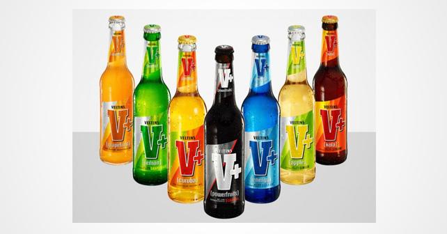 Veltins: Design-Relaunch der V+-Marken-Range