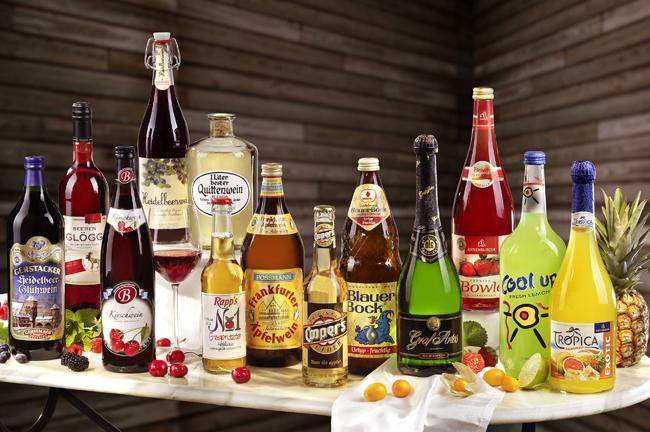 Bilanz 2012: Apfelwein und Getränke auf Fruchtweinbasis wachsen ...