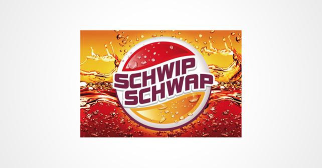 Neuer TV-Spot für Schwip Schwap lässt Orangen vom Himmel regnen