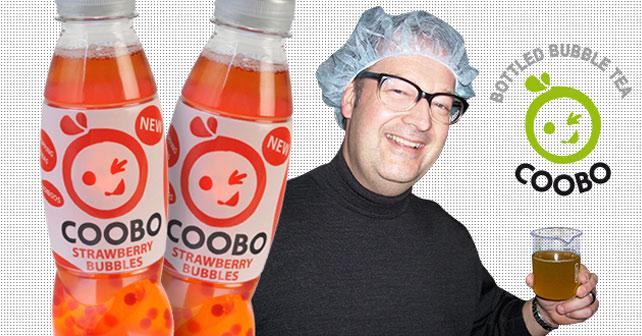 Interview: COOBO - Der erste Bubble Tea aus der Flasche