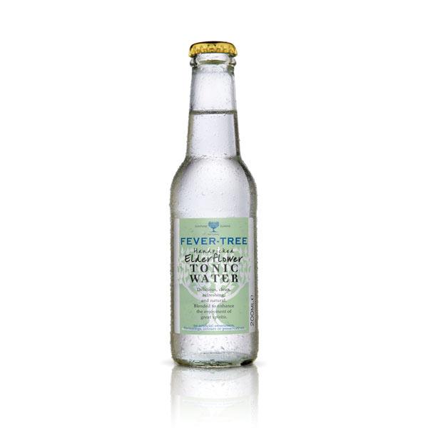 Einführung von Fever-Tree Elderflower Tonic Water ab Herbst 2013