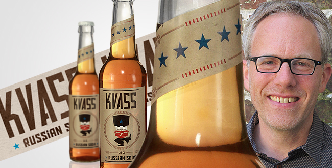 Interview: KVASS - Russian Soda made in Germany