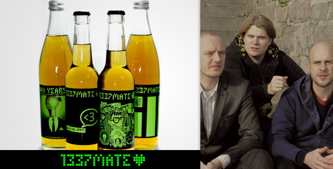 Interview: 1337MATE - Die Nerd-Limonade