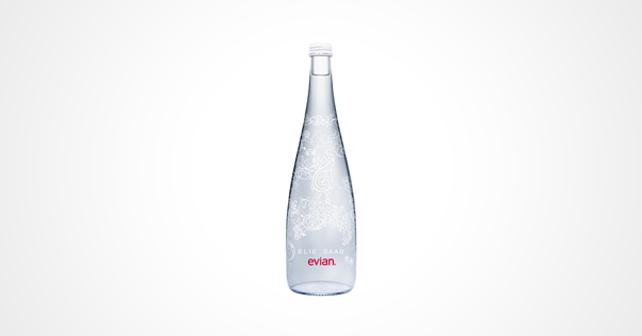 evian Limited Edition 2014 - Ein Tribut an die Natürlichkeit
