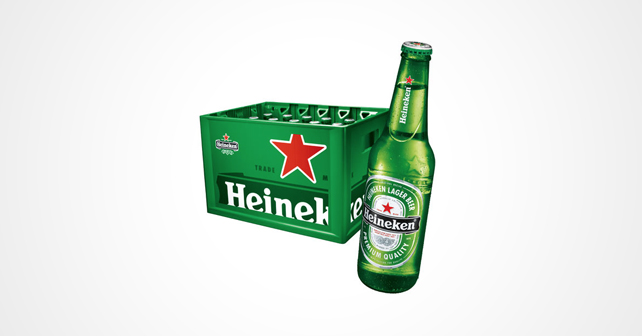 Die Heineken 04 L Flasche Produkt Des Jahres 2014 About