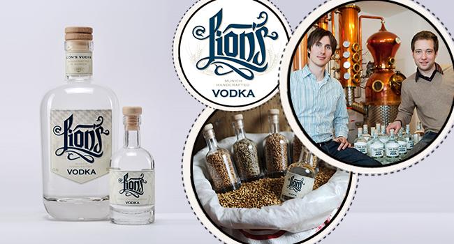 Interview: LION's - Munich Handcrafted Vodka