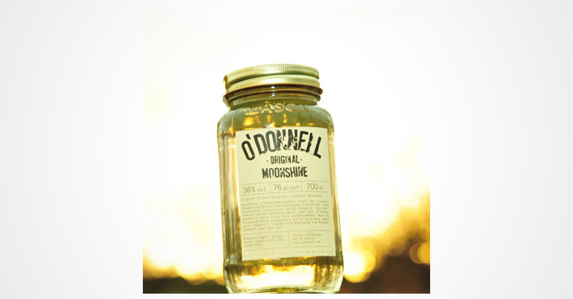 O'Donnell Moonshine: Das Hausgetränk der Gangster, Farmer und Sheriffs