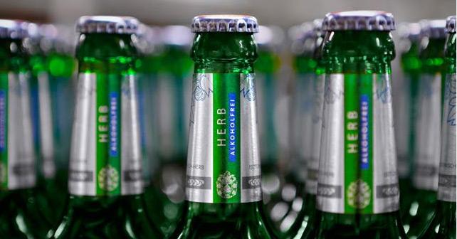 Produktneuheit Warsteiner Herb Alkoholfrei About Drinkscom