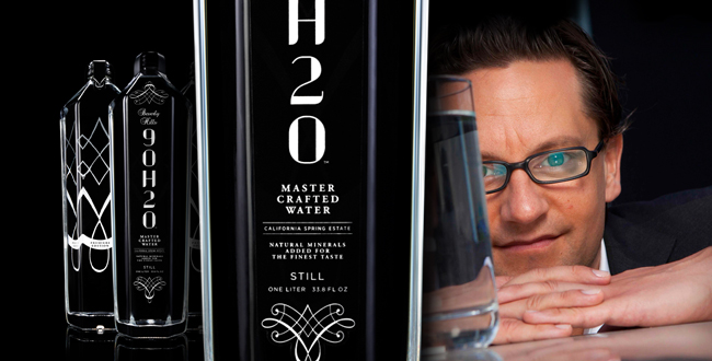 Interview: Beverly Hills 90H2O - World's Best Water by Martin Riese
