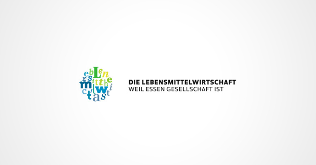 DIE LEBENSMITTELWIRTSCHAFT e.V. Logo