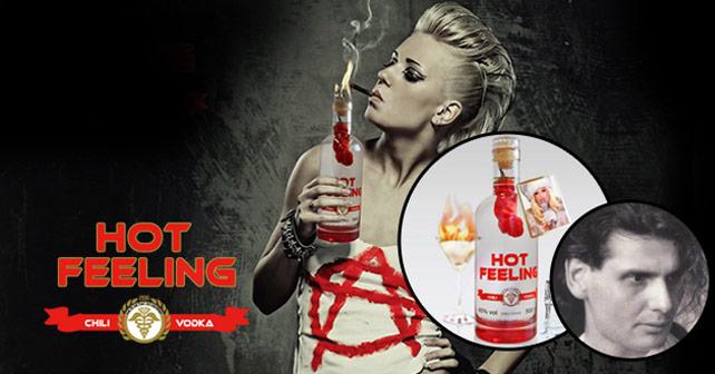 Vodka Hot Feeling - Nur echt mir der Penis Chili