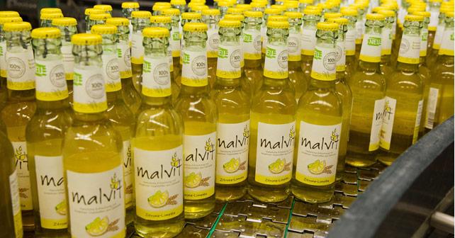 Malvit: Bitburger Braugruppe erfrischt mit Produktinnovation