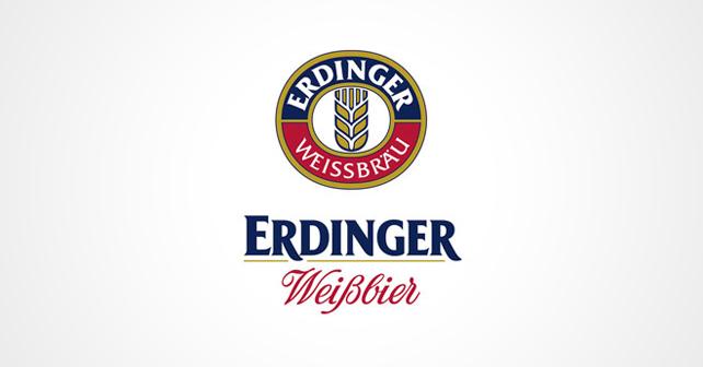ERDINGER Weißbier Logo