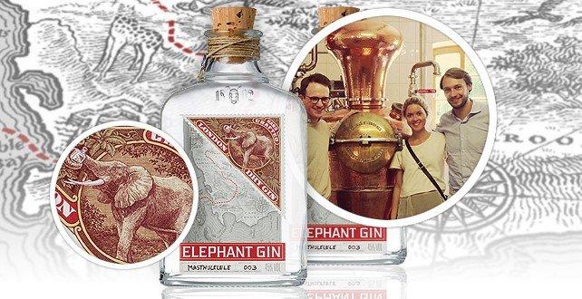 Elephant Gin – Mehr als nur eine geschmackliche Reise nach Afrika