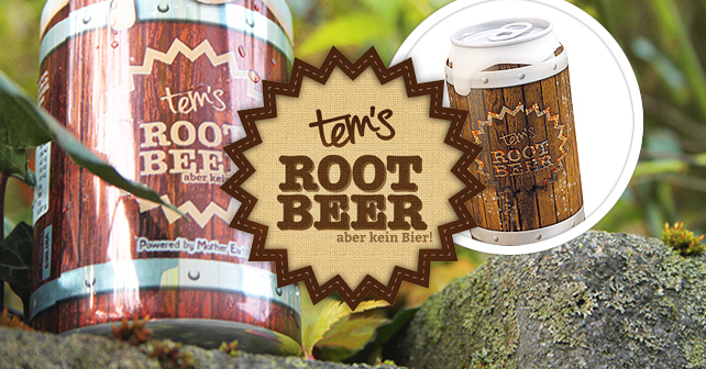 tem's RootBeer - The American Way of Limonade