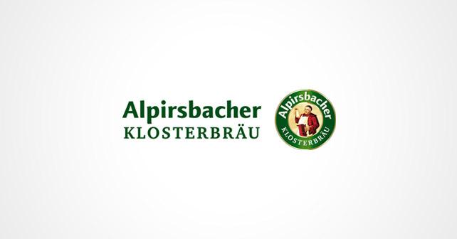 Alpirsbacher Klosterbräu Logo