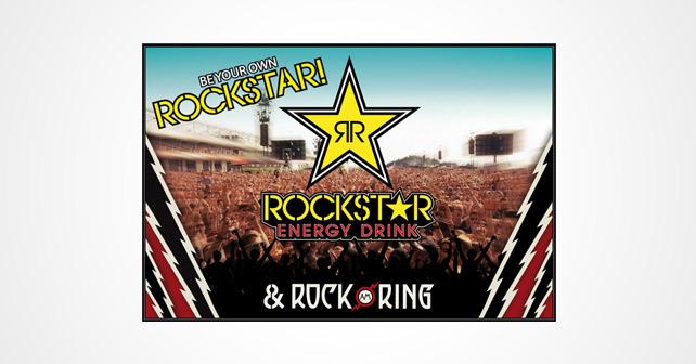 Rockstar Energy Rockstar Sorgt Für Den Energy Kick Bei Rock Am