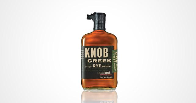 Knob Creek Rye - Ab Juli auch in Deutschland - Spirituose ...