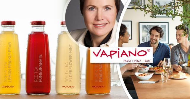 Vapiano - Interview - Sabine Kloos - Eistee - People ...