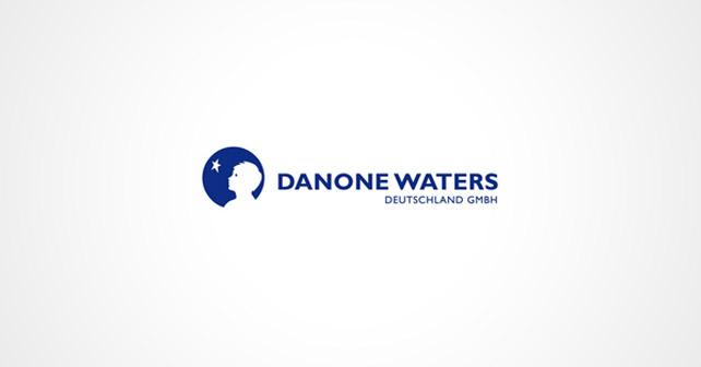 Danone Waters Deutschland Logo