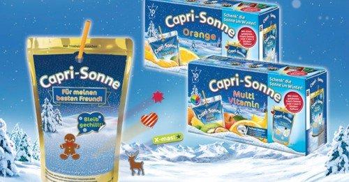 Capri Sonne Gewinnspiel