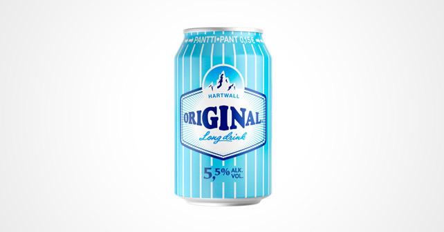 Original Long Drink Vaatteet