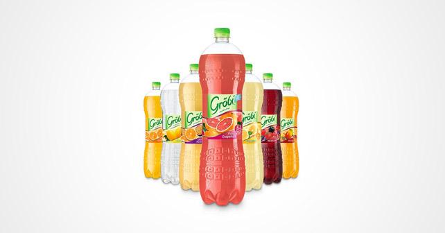 Gröbi - Marke zählt zu den stärksten Erfrischungsgetränken in ...