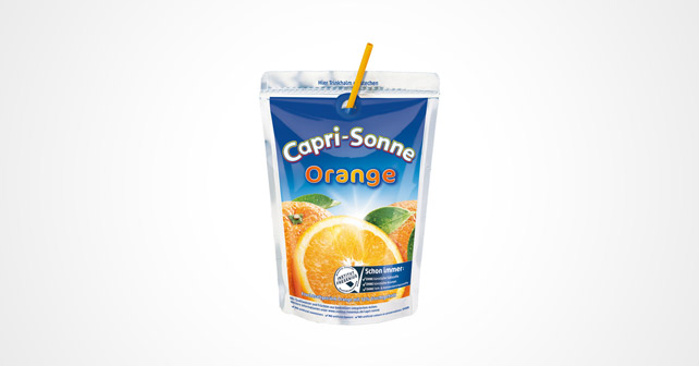 Capri-Sonne Trinkpack