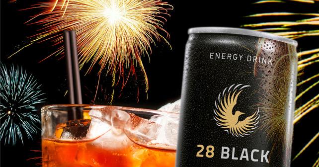 28 black feuerwerk im cocktailglas afg energy drink cocktails about. Black Bedroom Furniture Sets. Home Design Ideas