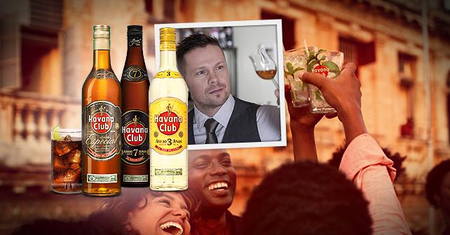 Havana Club: Brand Ambassador Christian Balke über seine Marke
