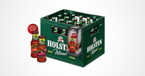 Holsten Promotion Grillsaison