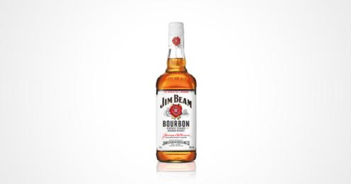 Jim Beam Flasche