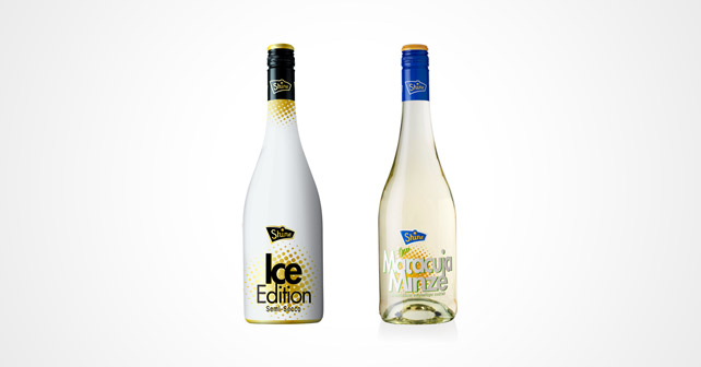 ZGM Shine Ice Edition Semi-Secco Maracuja-Minze-Cocktail