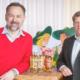 Almdudler Schilling und Hofmann-Credner