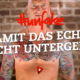 Berentzen #unfake Kampagne