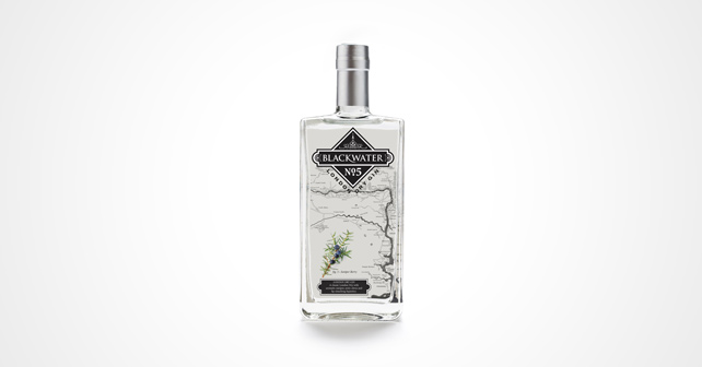 BLACKWATER NO.5 LONDON DRY GIN