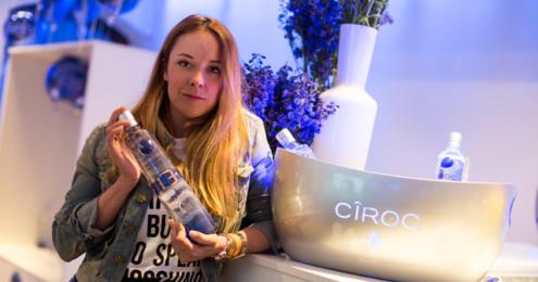CÎROC® Vodka Marina Hoermanseder