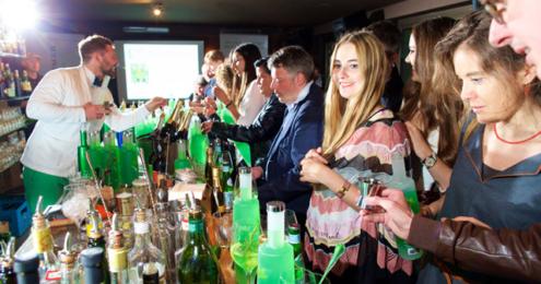 GIN CHILLA Barschule München Event