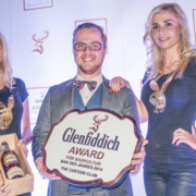 Glenfiddich Award The Curtain Club