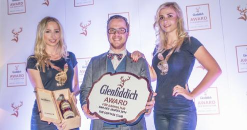 Glenfiddich Award The Curtain Club
