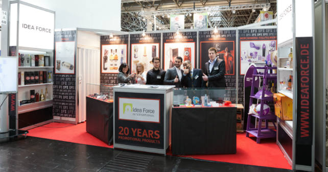 Idea Force ProWein 2015