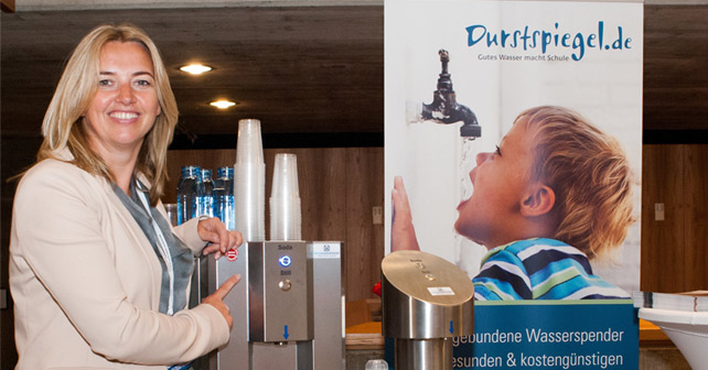 Initiative Durstspiegel Schule