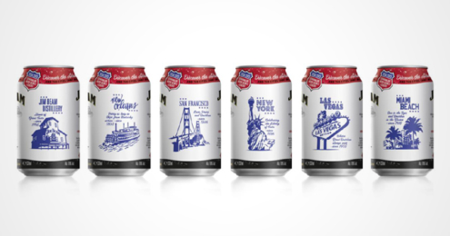 Jim Beam & Cola Limited Edition