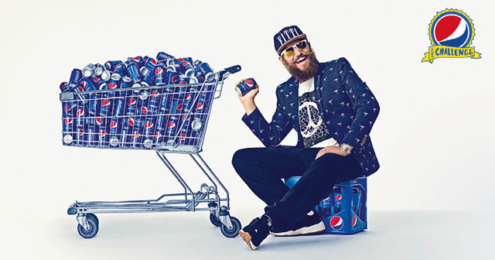 Pepsi MC Fitti Dosendesign