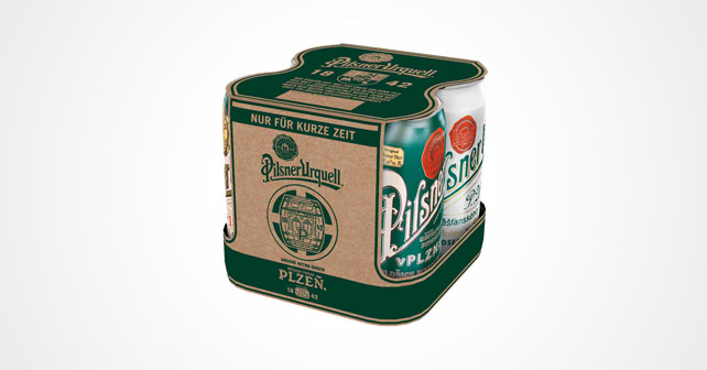Pilsner Urquell Retro Dosen