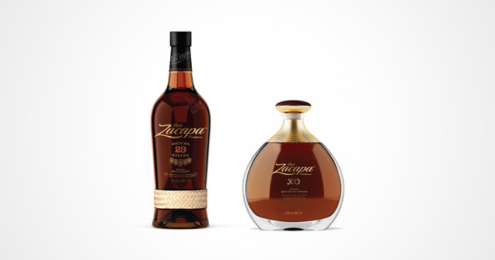 Ron Zacapa Neues Design