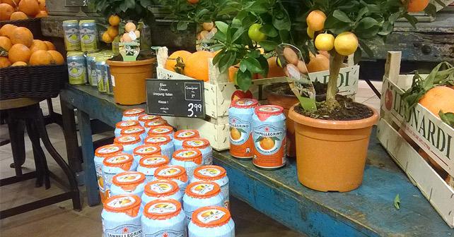 Sanpellegrino Fruit Promotion